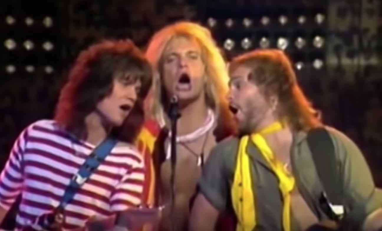 Van Halen Tour 2020.Michael Anthony Reveals Emotional Eddie Van Halen Video