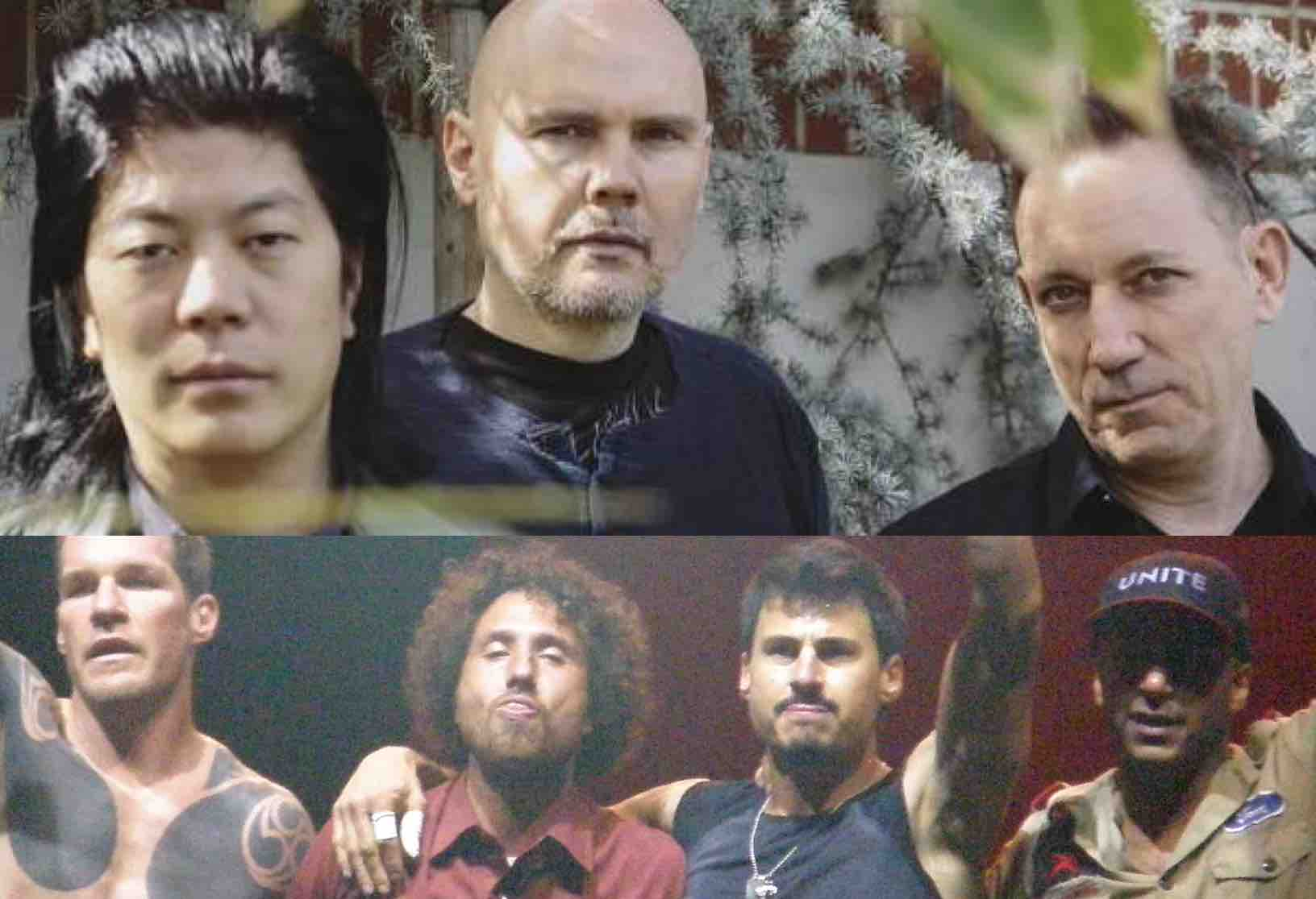 Smashing Pumpkins Tour Dates 2020.Billy Corgan Announces Rage Against The Machine Tour Dates