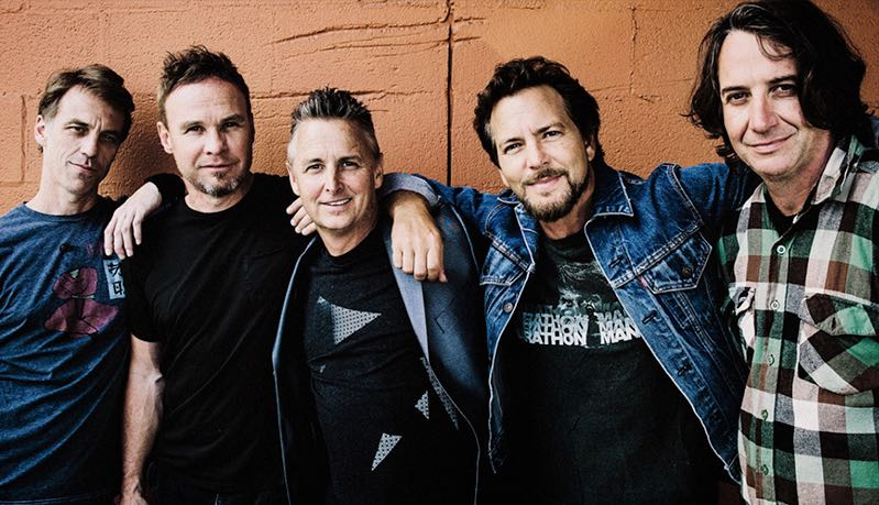 Pearl Jam Rumored To Be Planning Major Shows: 'Fun Times Are