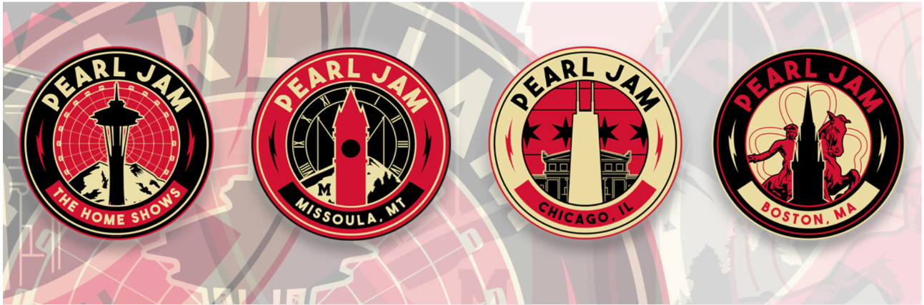 pearl jam s website leaks 2018 american tour dates