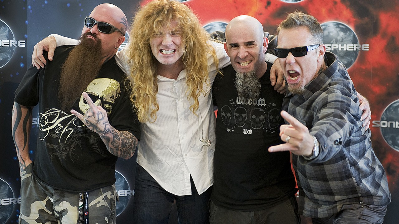dave mustaine reveals how metallica disrespected big 4 wants surprising replacement. Black Bedroom Furniture Sets. Home Design Ideas