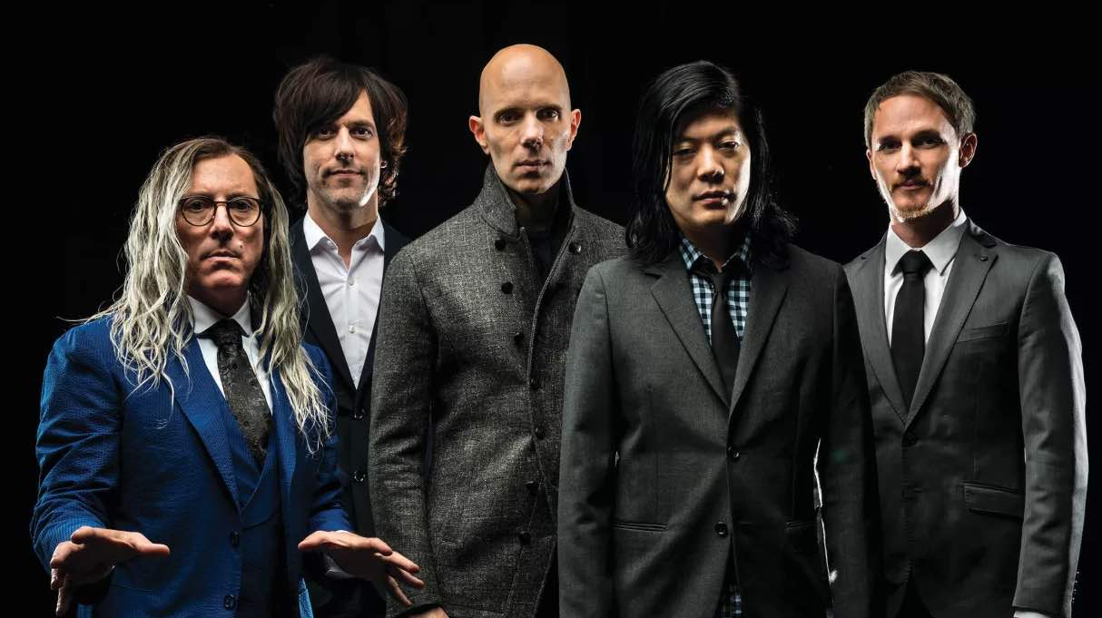 A Perfect Circle Band Tour