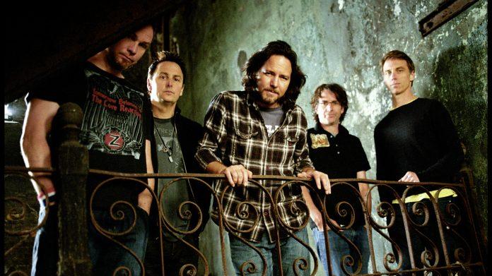 Pearl Jam: il nuovo singolo è