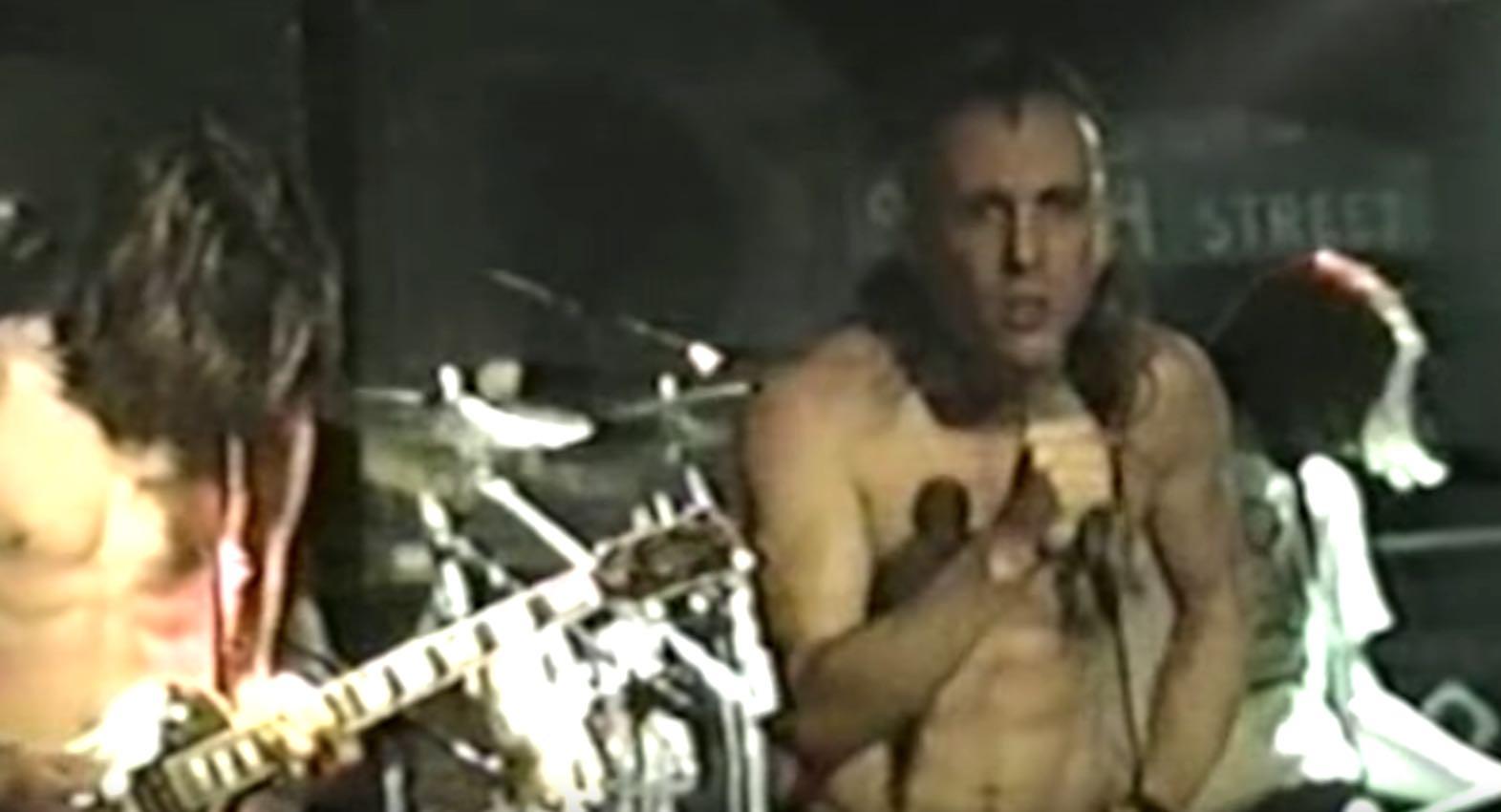 Tool Guitarist Avoids Disaster In Emotional Video
