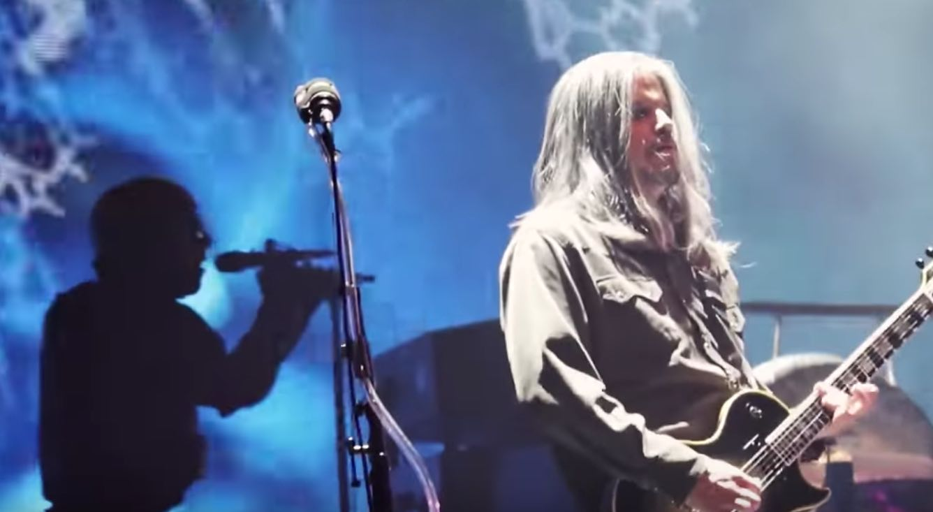 tool guitarist makes sad announcement horrific