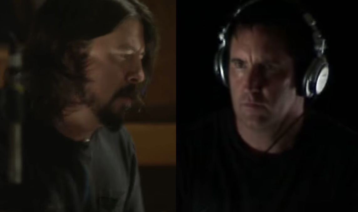 Dave Grohl Reveals Why He Crashed Nine Inch Nails Recording The ...