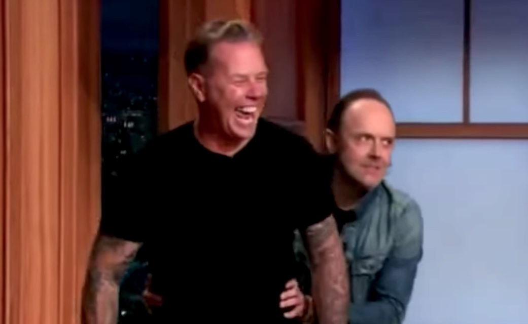 Dave Mustaine Reveals Why Metallica's James Hetfield Is 'Afraid' Of