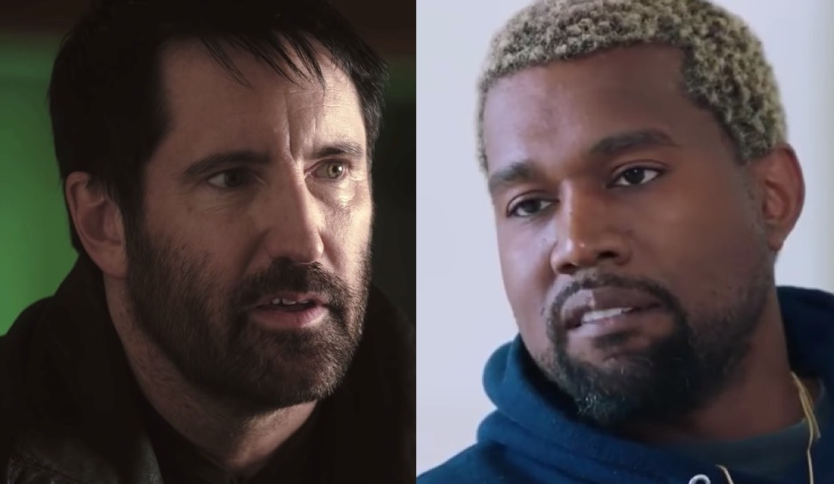 Nine Inch Nails\' Trent Reznor Rips Kanye West: \'He Lost His F*cking ...