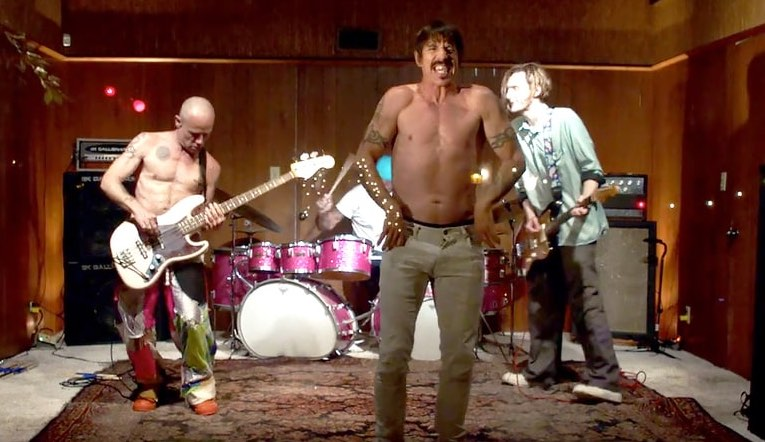 Red Hot Chili Peppers Member Nearly Fights Rock Icon's Son: 'We're Enemies'