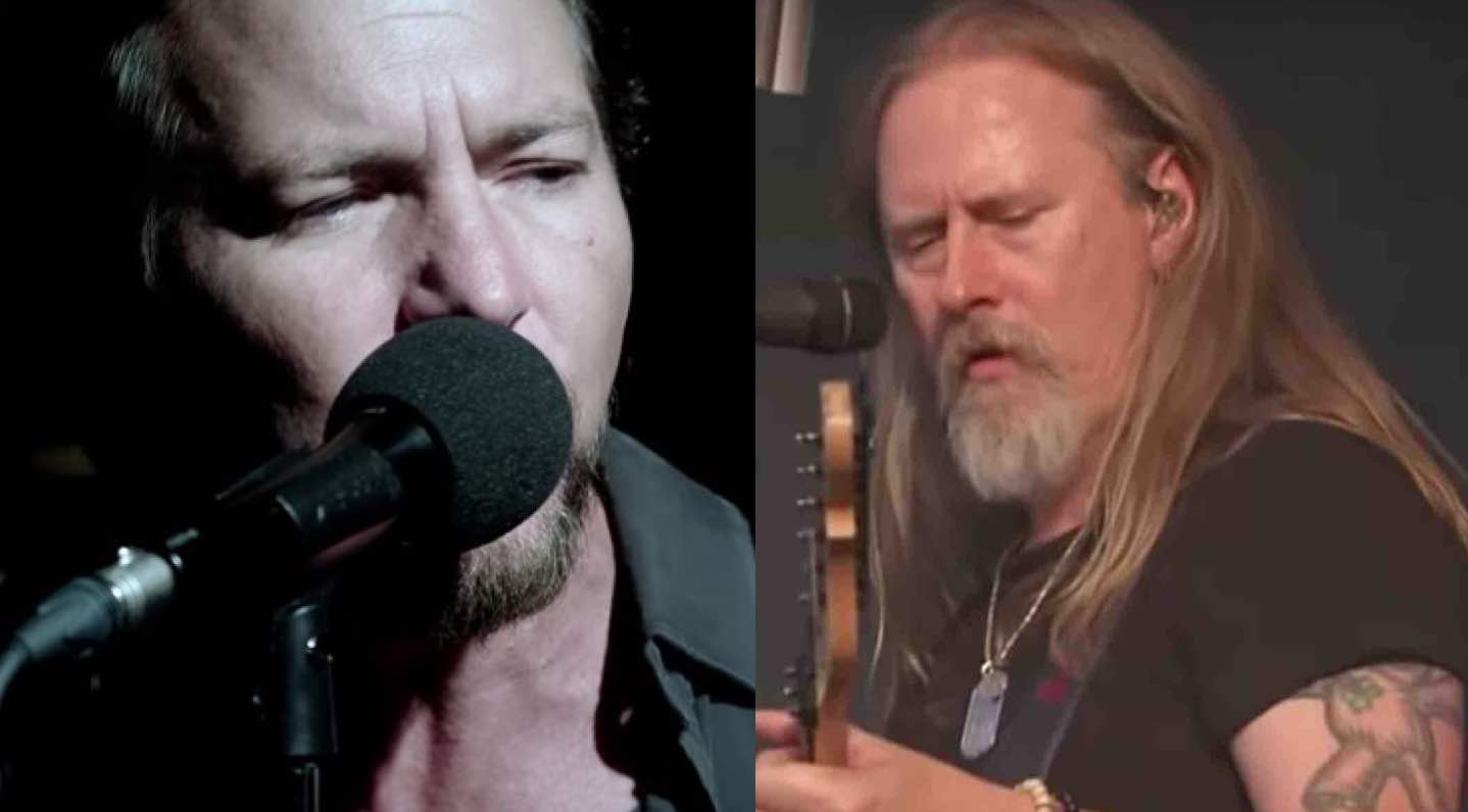 Pearl Jam Detail Tour Dates With Alice In Chains
