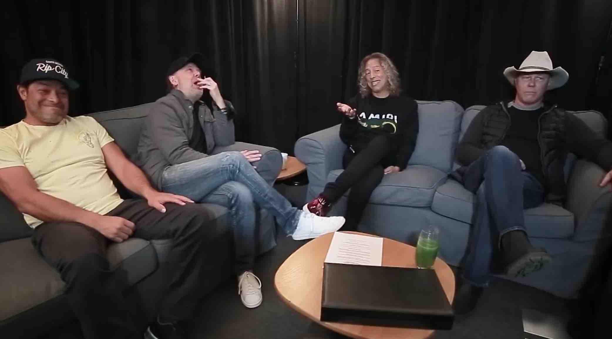 Lars Ulrich Describes 'Fear' For Metallica Heading Into 2019