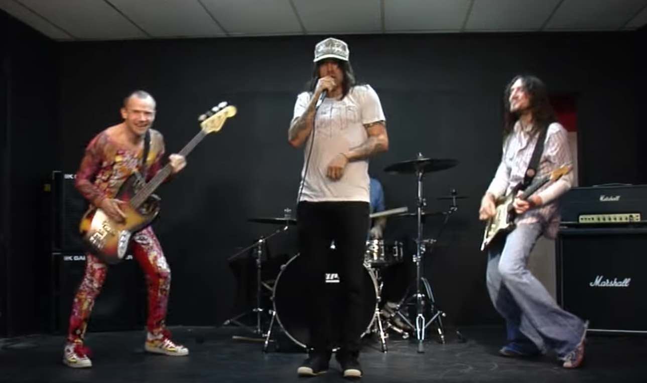 John Frusciante's Red Hot Chili Peppers Replacement ...
