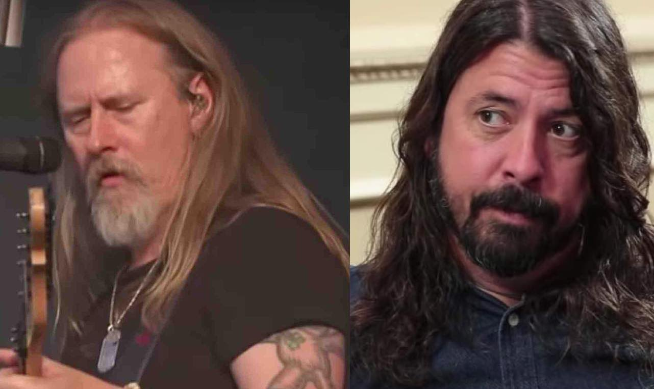 Dave Grohl Apologizes To Alice In Chains Guitarist Jerry Cantrell