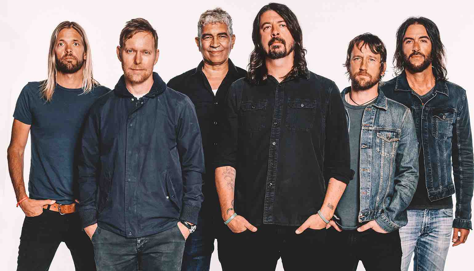 At A Recent Foo Fighters Show Taylor Hawkins Had A Hilarious Moment When He Pulled Down His Van Halen Themed Shorts Onstage Fortunately For Hawkins And