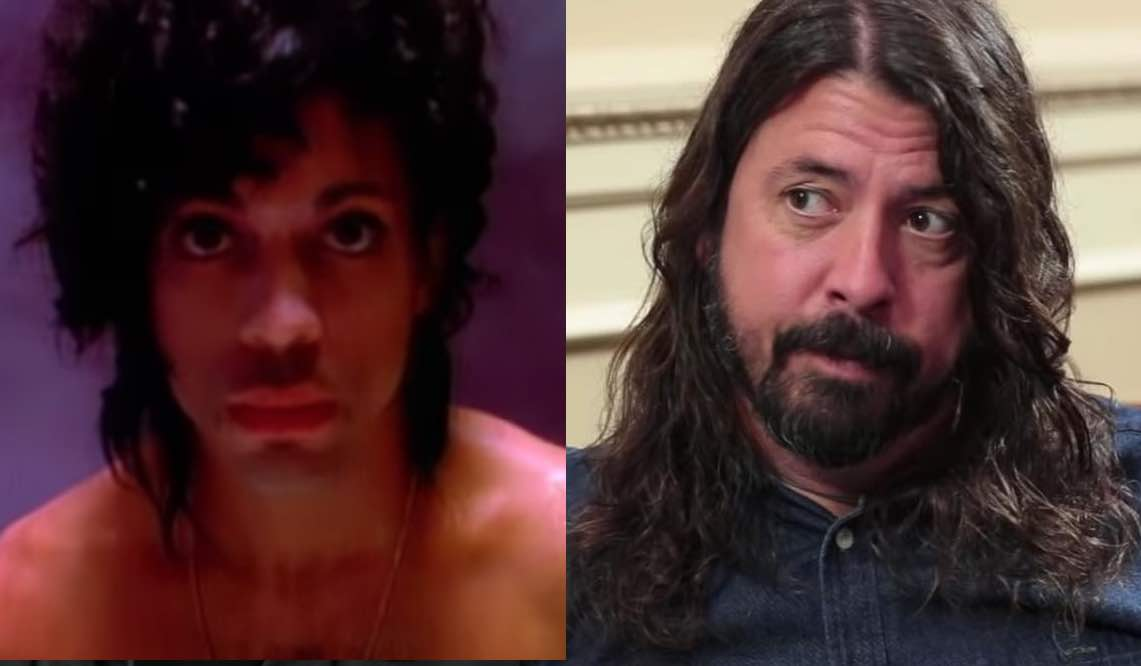 Dave Grohl Reveals Why Prince Blew Him Off - AlternativeNation.net