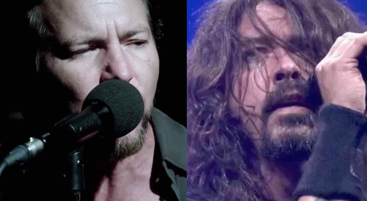 Foo Fighters & Eddie Vedder Featured In Major 2019 Awards Show Announcement