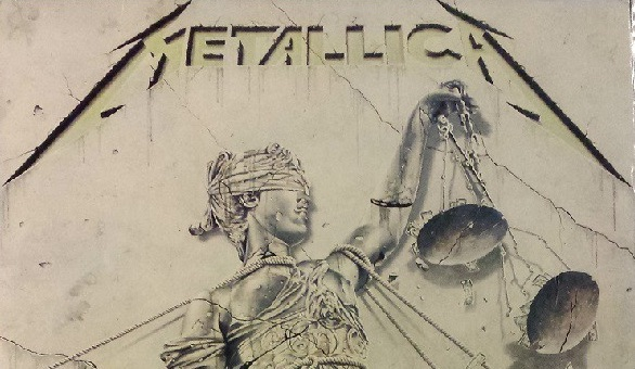 Metallica Released And Justice For All On August
