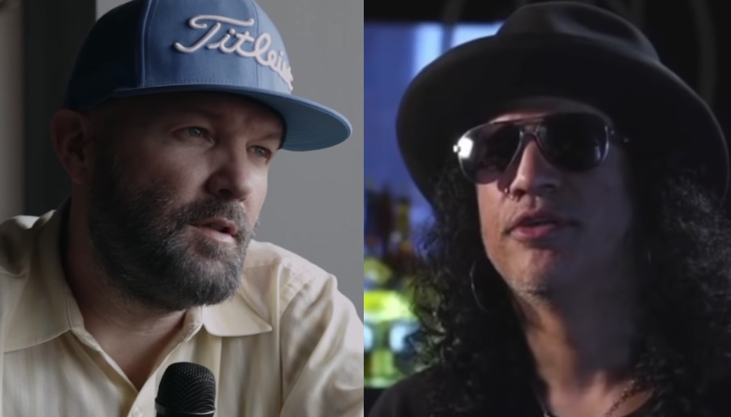 Slash's Brother Rips Limp Bizkit For Festival Show