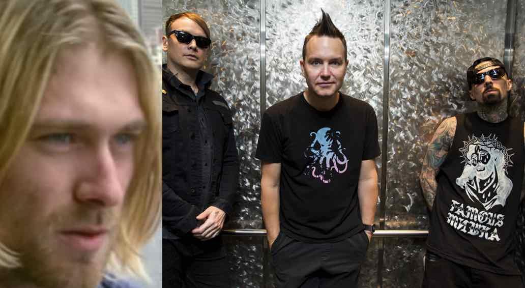 Flipboard: Blink-182 Member 'Can't Listen' To Nirvana's