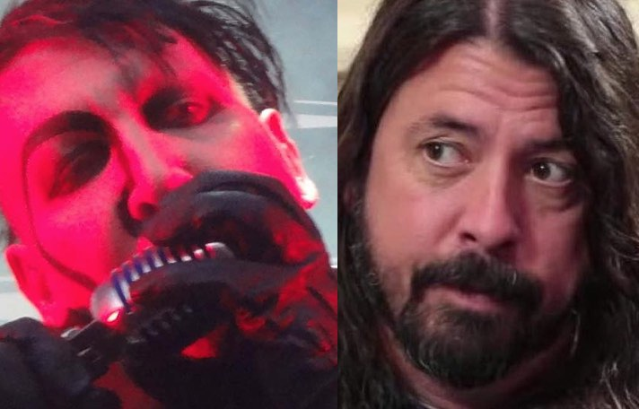 Dave Grohl Reveals How Marilyn Manson Helped Kill Grunge