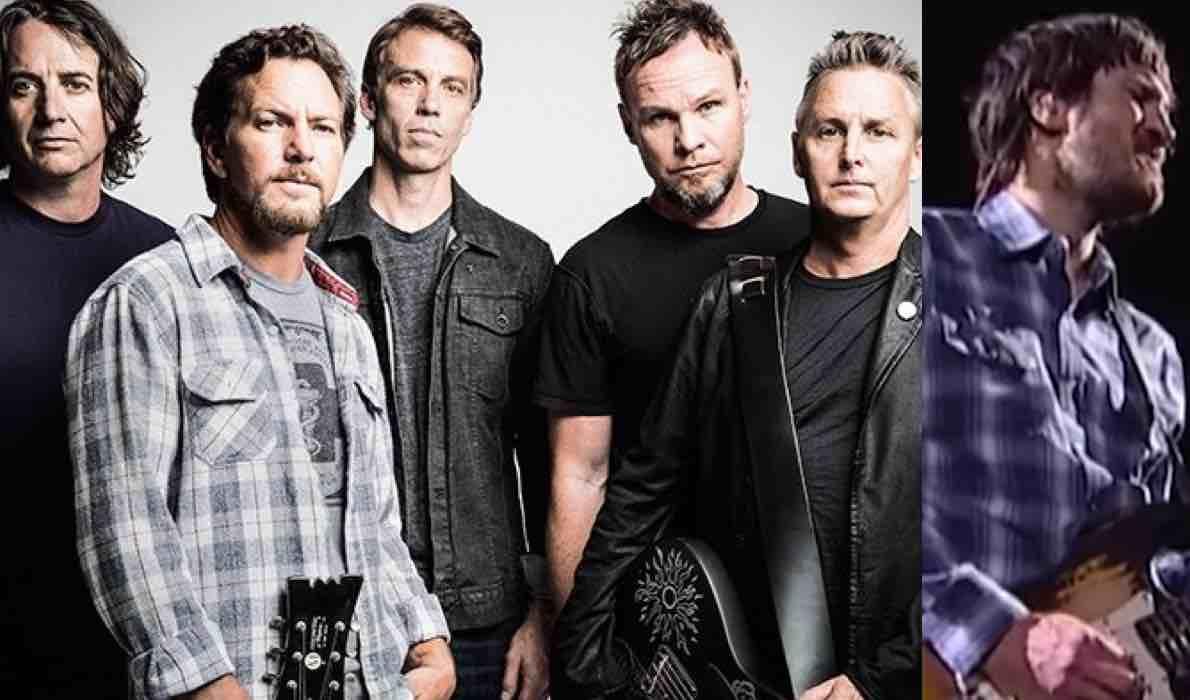 Pearl Jam Reveal How R...