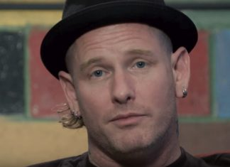 Corey Taylor Looks Bad After Surgery In Slipknot Photo