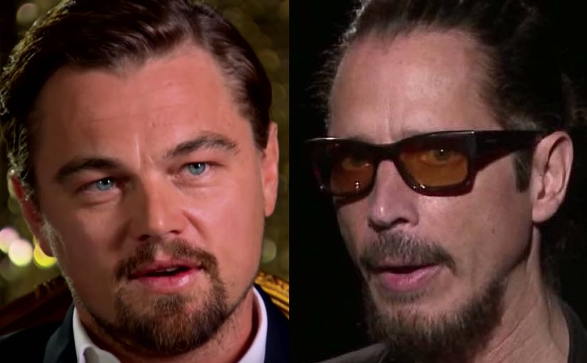 Leonardo DiCaprio Photographed With Chris Cornell's Daughter