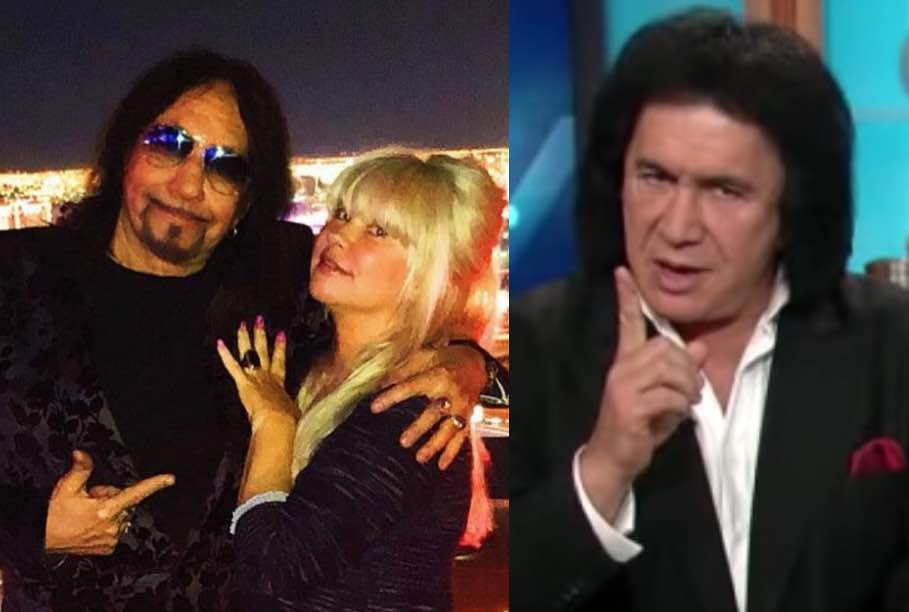 Flipboard Ace Frehleys Wife Unloads On Gene Simmons After He