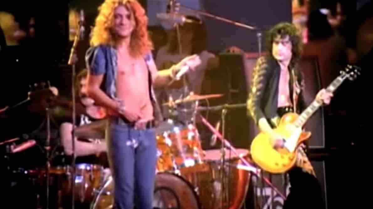 Led Zeppelin 'Greedy Backstabbing' When John Bonham Died Revealed