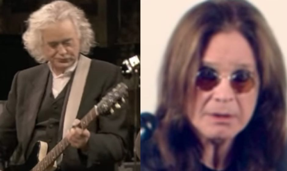 Led Zeppelin Icon Jimmy Page Furious After Black Sabbath 'Tormenting'