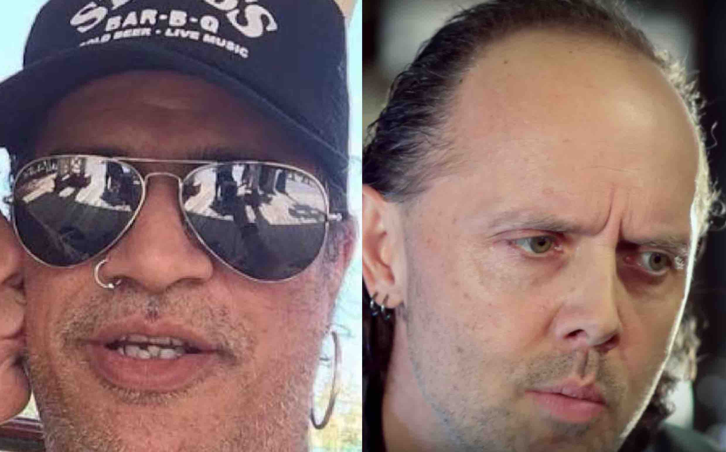 Guns N' Roses' Slash Boldly Reacts To Metallica Controversy