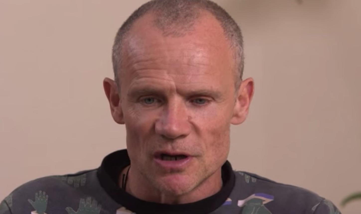 fb1304be5f1 Red Hot Chili Peppers bassist Flea reacted to Magic Johnson's stunning  departure as the Los Angeles Lakers' President of Basketball Operations on  Tuesday.