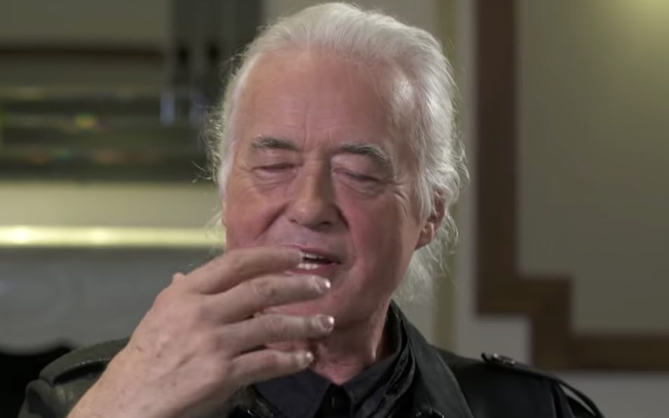 jimmy page calls out a list singer for lip syncing. Black Bedroom Furniture Sets. Home Design Ideas