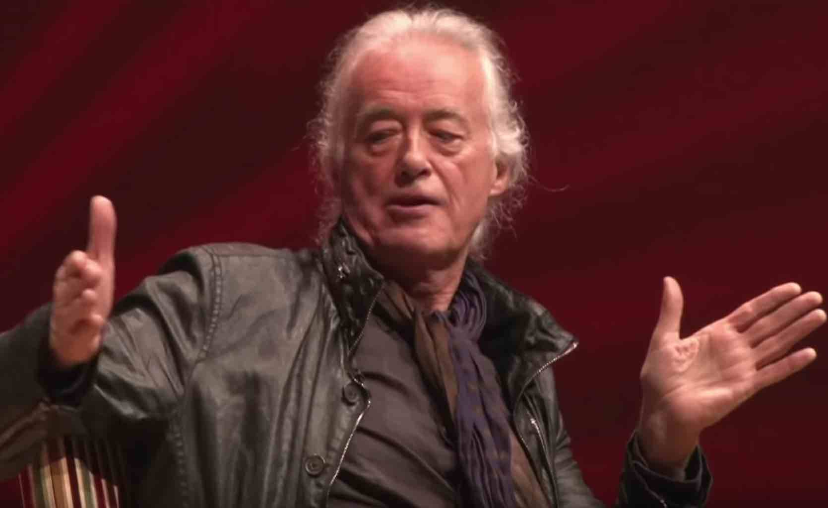Led Zeppelin Icon's Girlfriend Reveals How He Is In Bed