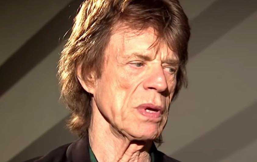 Mick Jagger 'Terrified' Famous Director With 'What's Wrong