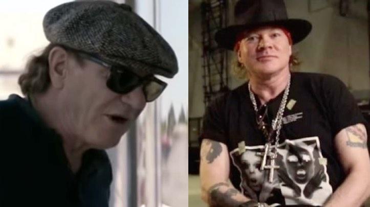 AC/DC & Guns N' Roses Stadium Show Claim Leaks
