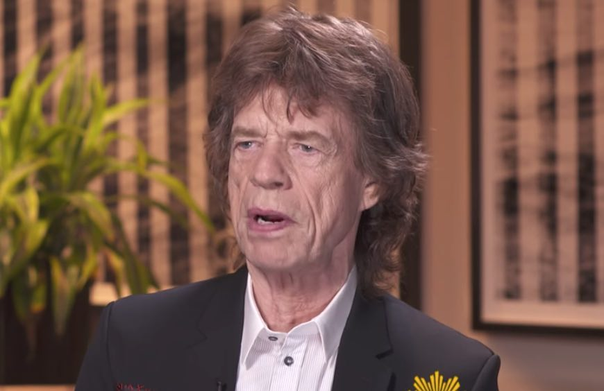 Mick Jagger Prepares For Surgery In Heartbreaking Photos