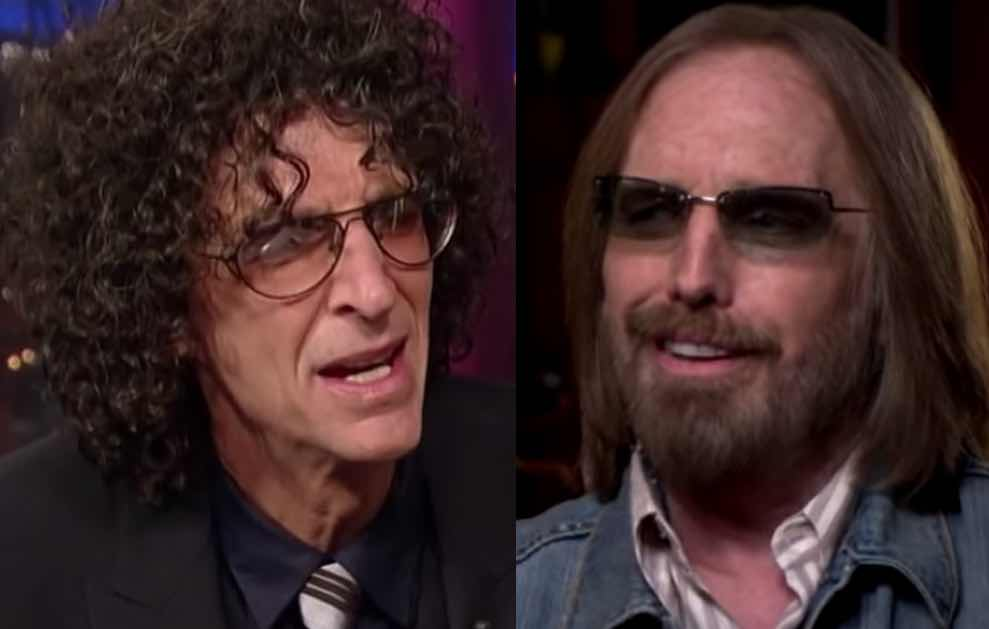 Howard Stern Reveals What Really Killed Tom Petty