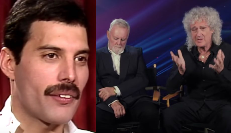 Freddie Mercury Bandmate Reveals Sad Goodbye Letter