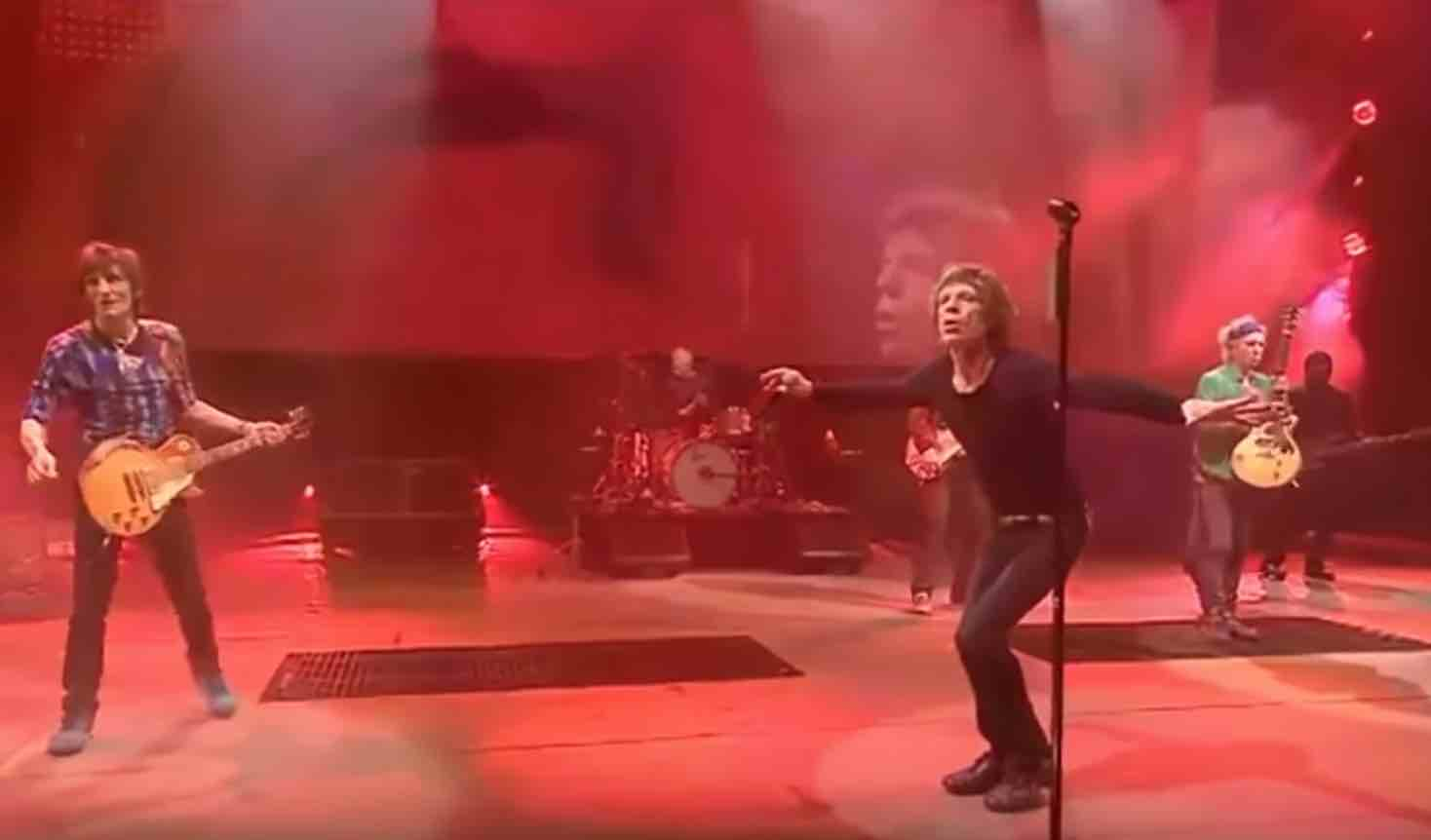 The Rolling Stones Member Brutally Falls Down