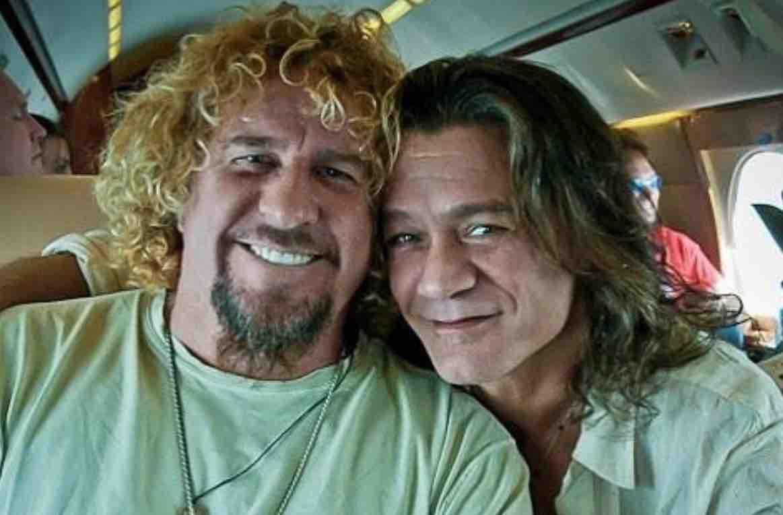 Sammy Hagar Reveals If Eddie Van Halen Is Really Sick Alternativenation Net