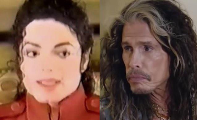 Steven Tyler Makes Stunning Michael Jackson Revelation ...
