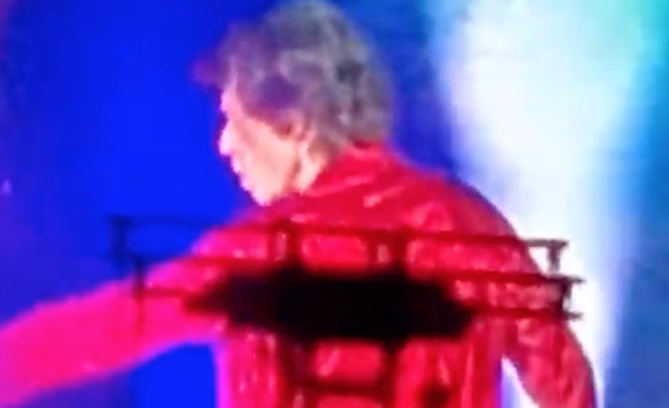 Mick Jagger Stunned By Disgusting Attack At Concert
