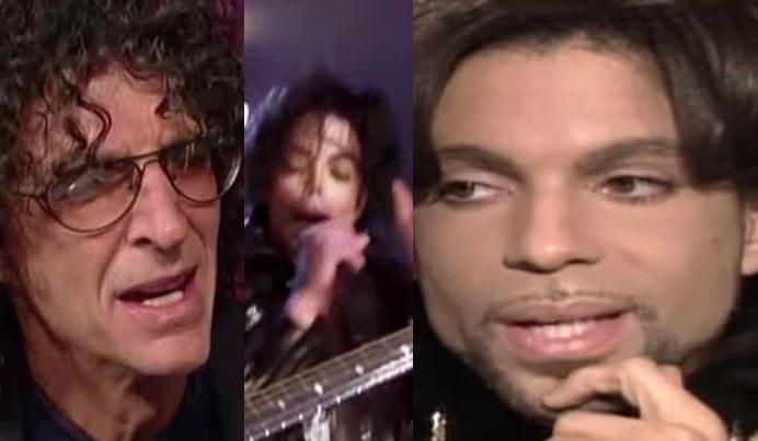 Howard Stern Reveals Creepy Michael Jackson & Prince Secret