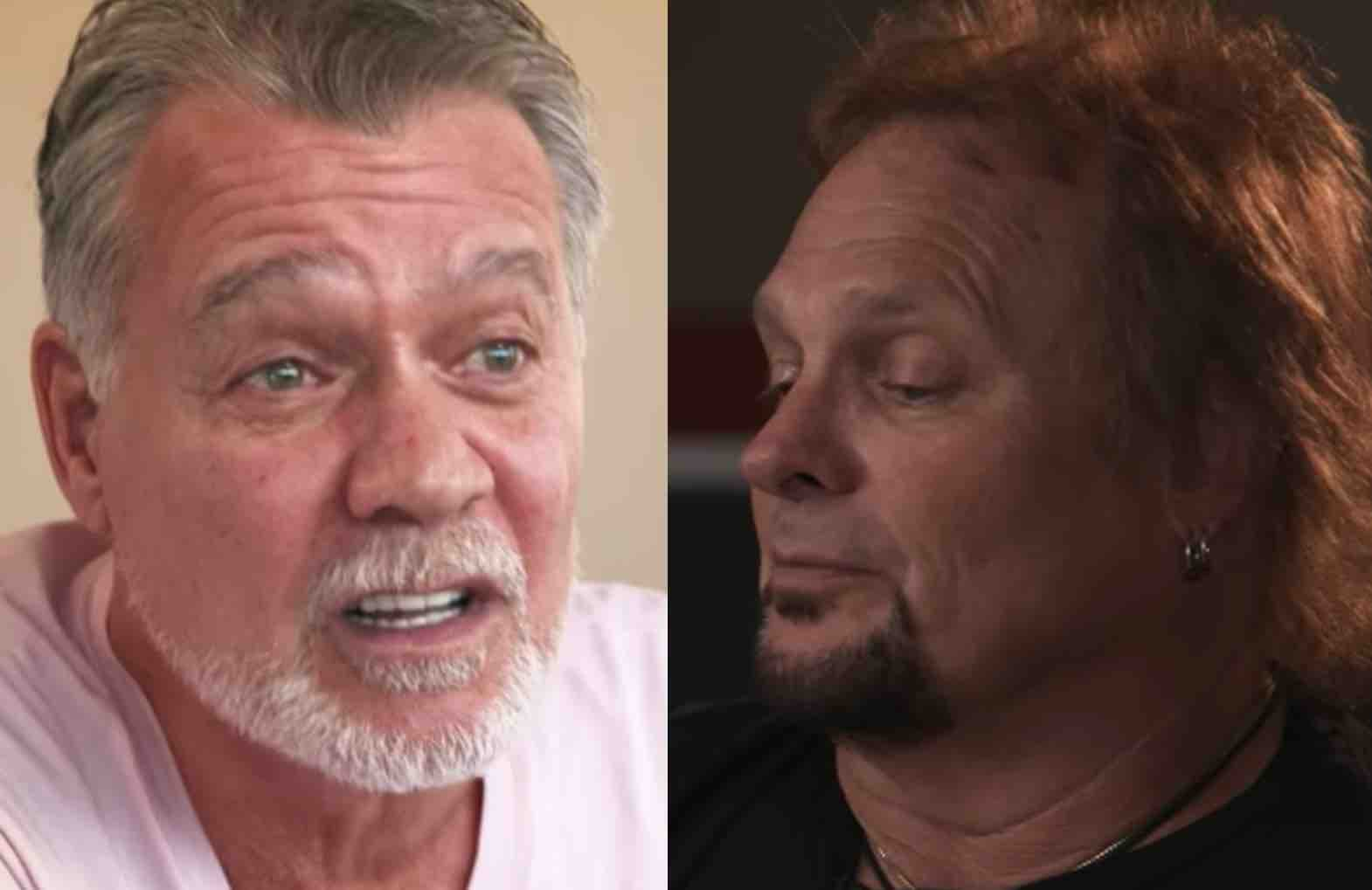Michael Anthony Reveals Why Eddie Van Halen Fired Him Alternativenation Net