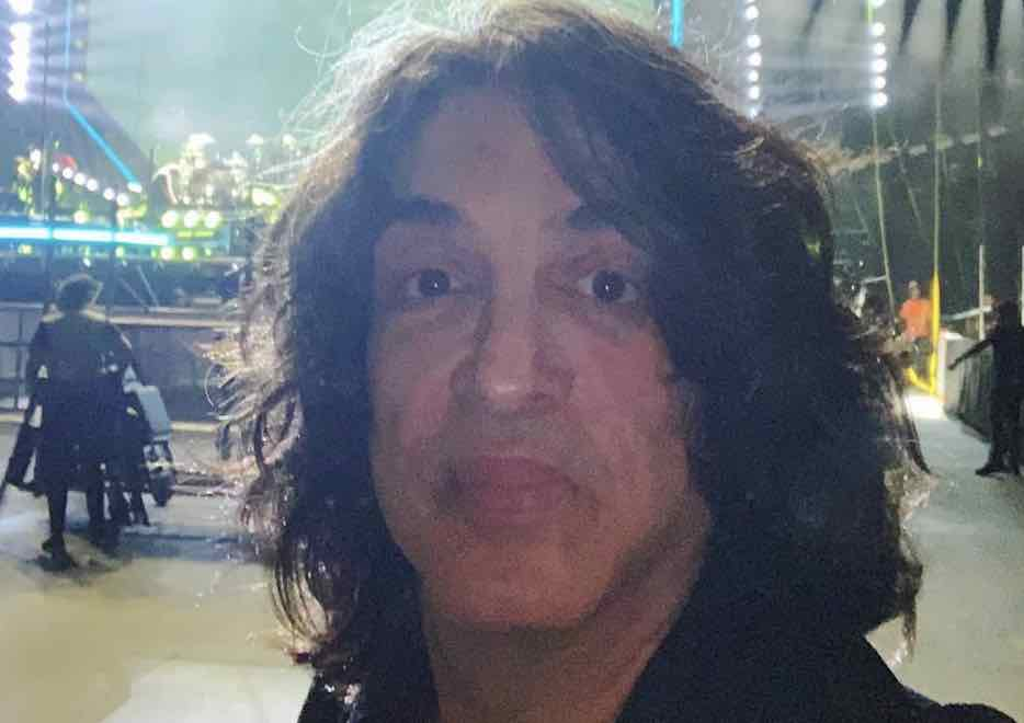Young Paul Stanley Without Makeup