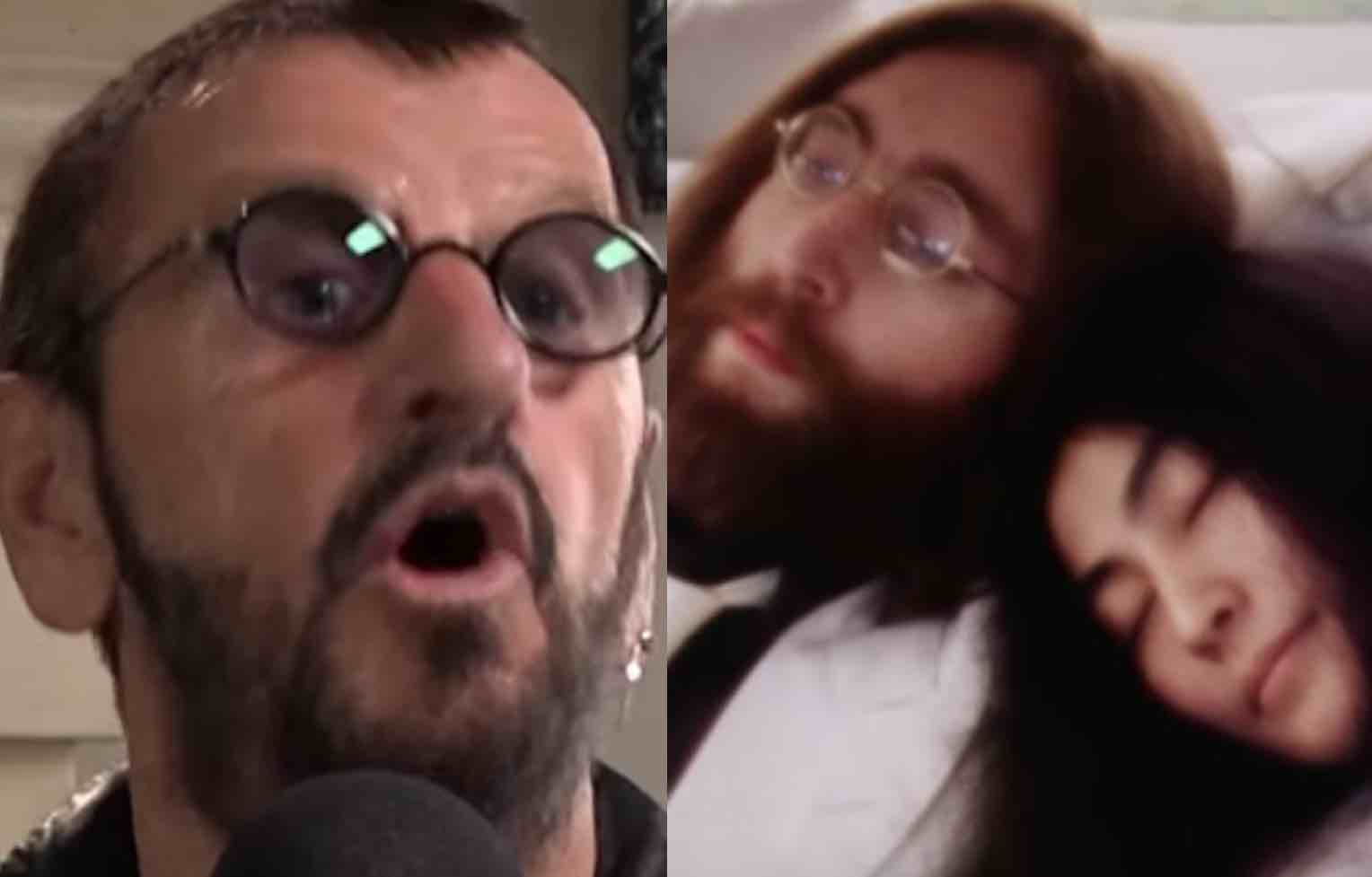 Ringo Starr Unloads On Terrible John Lennon Insult Alternativenation Net