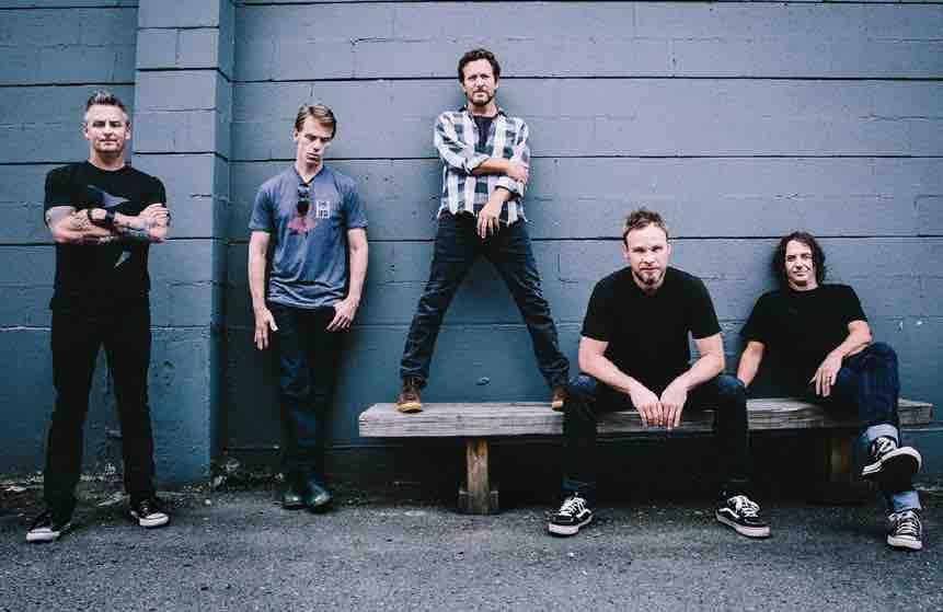 Pearl Jam 2020 Tour.Pearl Jam Huge 2020 North American Tour Revealed