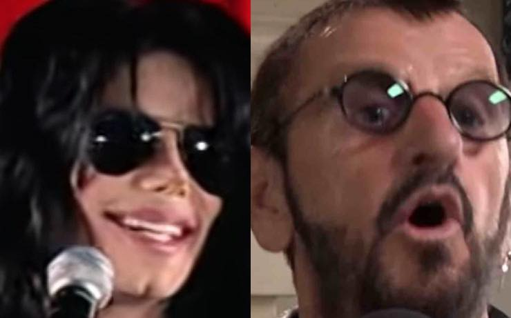 Michael Jackson Family Drops Creepy Ringo Starr Bombshell Alternativenation Net